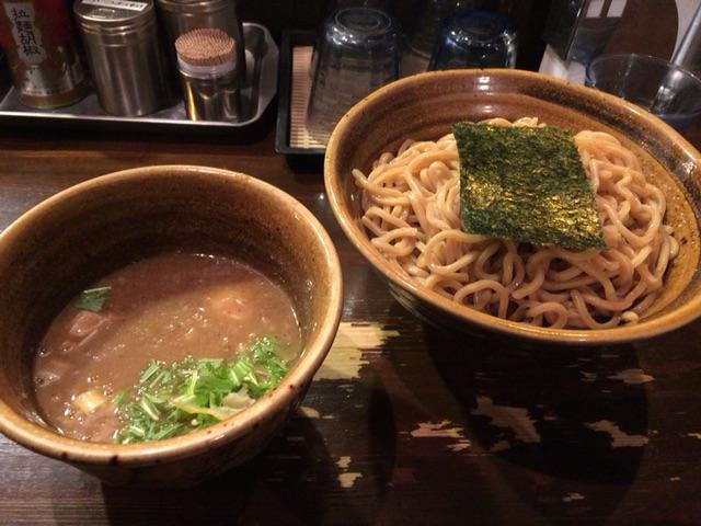 つけ麺 えん寺 吉祥寺総本店 ベジポタつけ麺 04