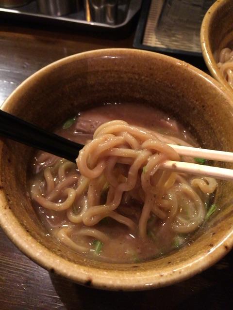 つけ麺 えん寺 吉祥寺総本店 ベジポタつけ麺 05