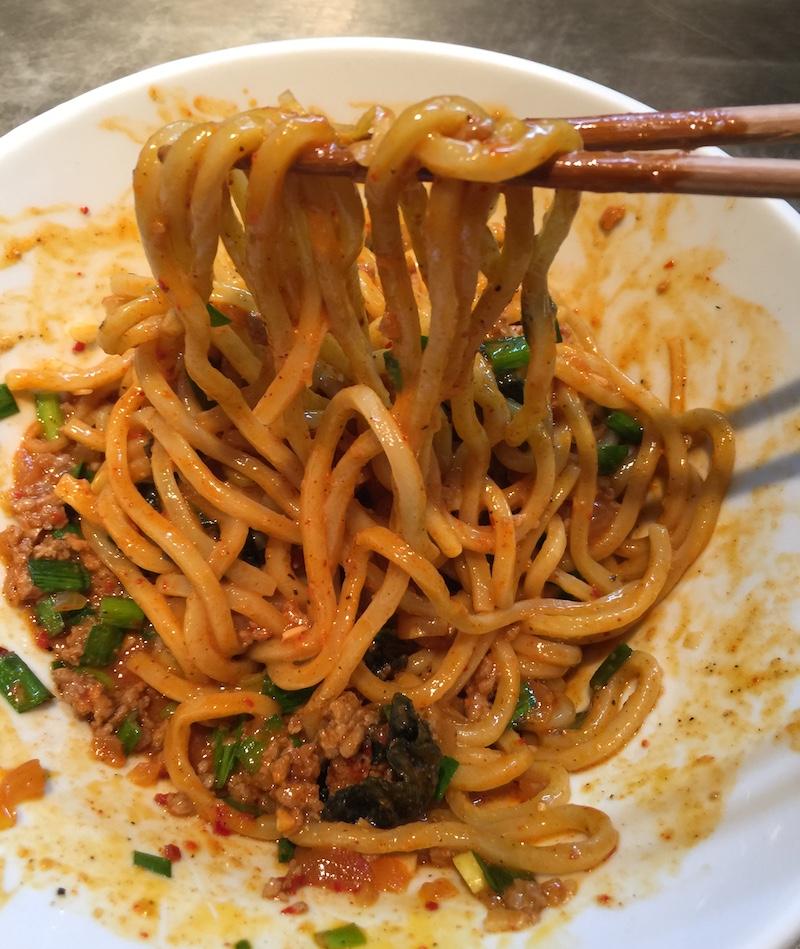 麺 やまらぁ「台湾まぜそば」3